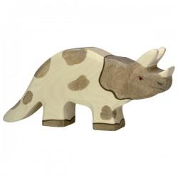 Holztiger - Triceratops (Tricératops)
