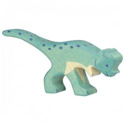 PRECOMMANDE Livraison 04 2021 Holztiger - Pachycephalosaure en Bois
