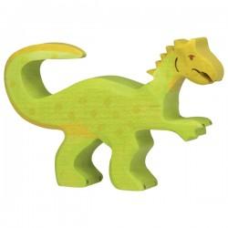 Holztiger - Oviraptor en Bois