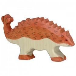 Holztiger - Ankylosaure en Bois