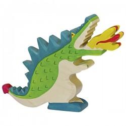 Holztiger - Green Dragon (Dragon Vert)