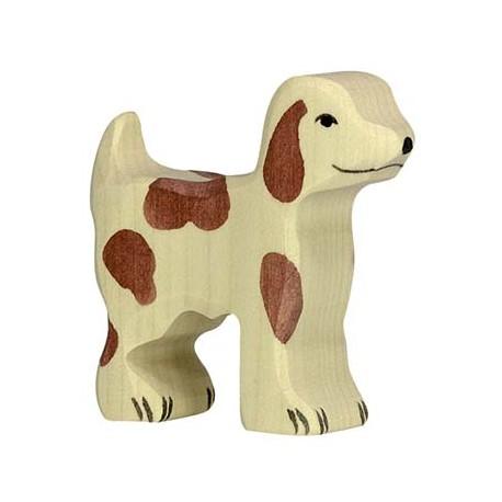Holztiger - Petit Chien de Ferme (Beagle) en Bois